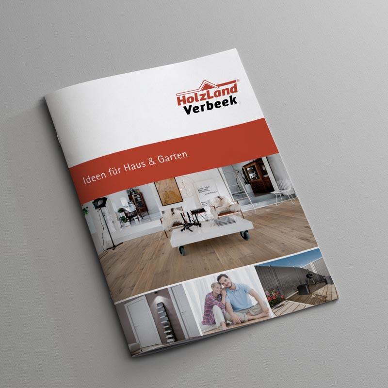 Katalog Ideen für Haus und Garten – HolzLand Verbeek