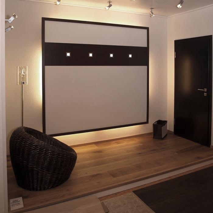 Böden, Türen und alles für Wand und Decke in den Ausstellungen von HolzLand Verbeek