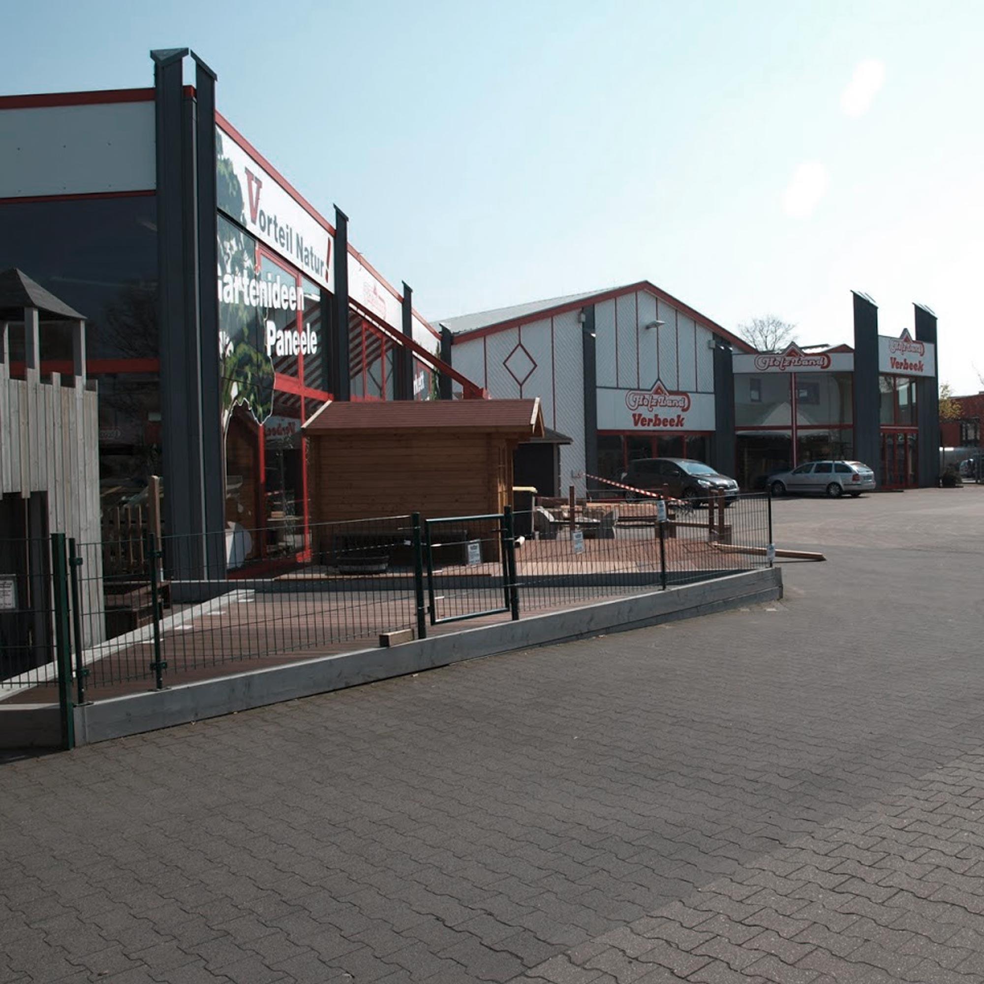 Parkplatz HolzLand Verbeek in Straelen