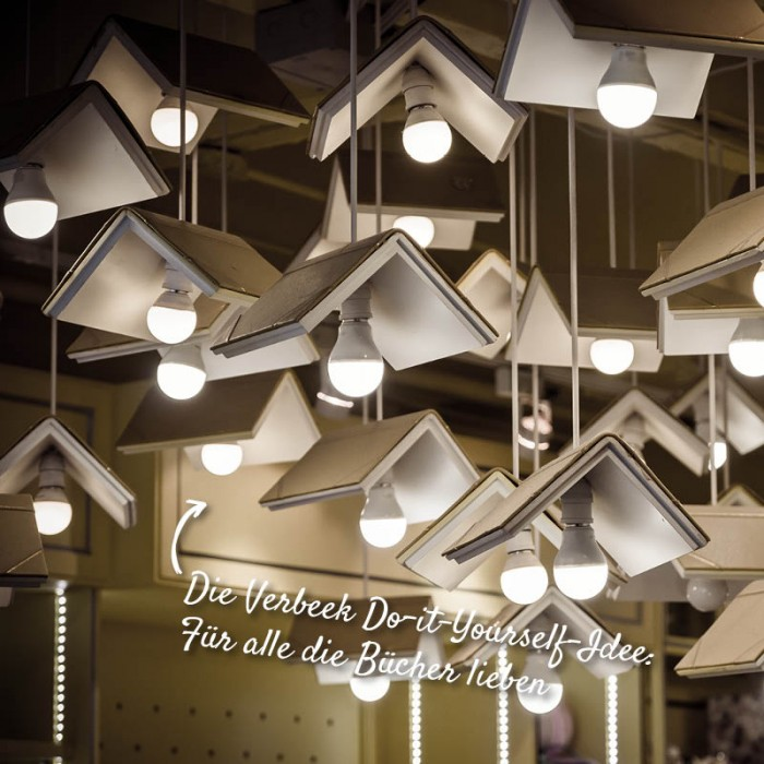 DIY-Lampen Holzland Verbeek