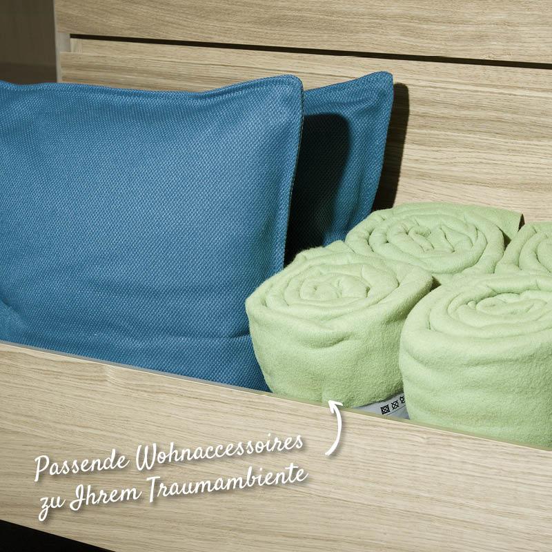 Wohndeko Kissen Decken HolzLand Verbeek