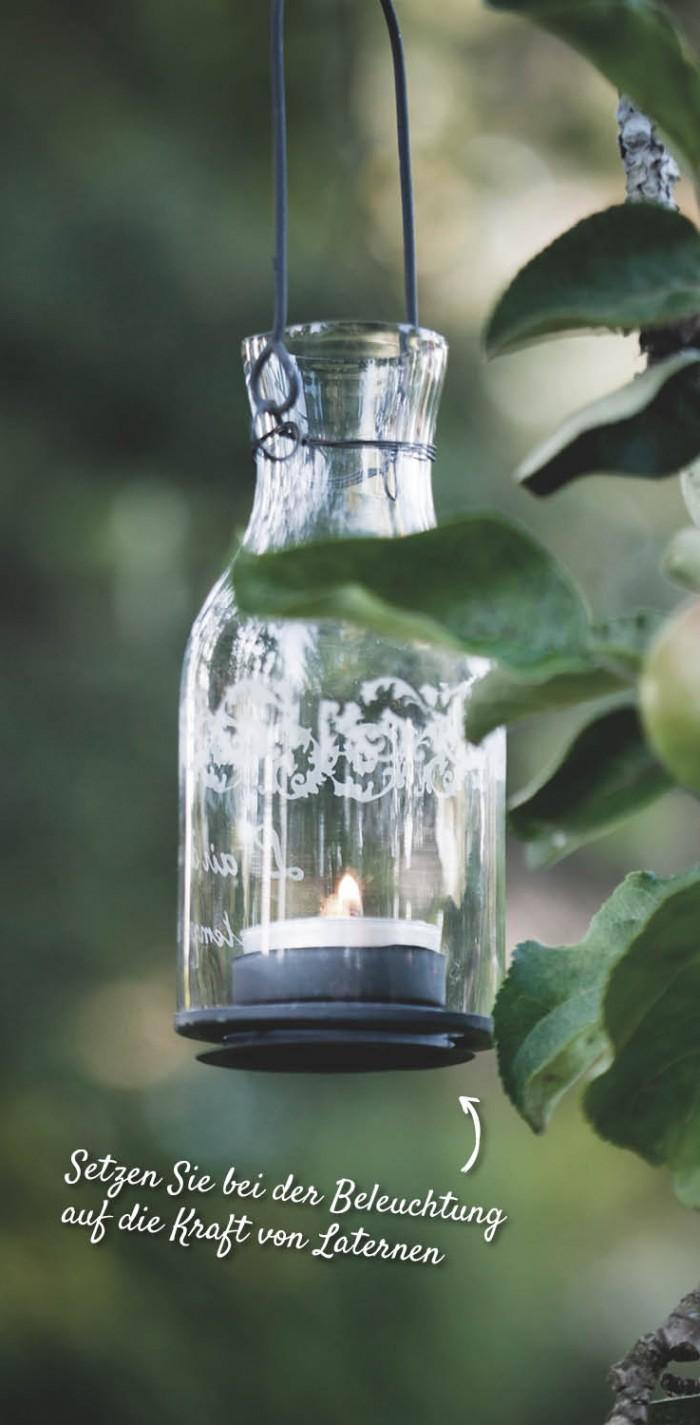 Beleuchtung für den Garten – Holzland Verbeek