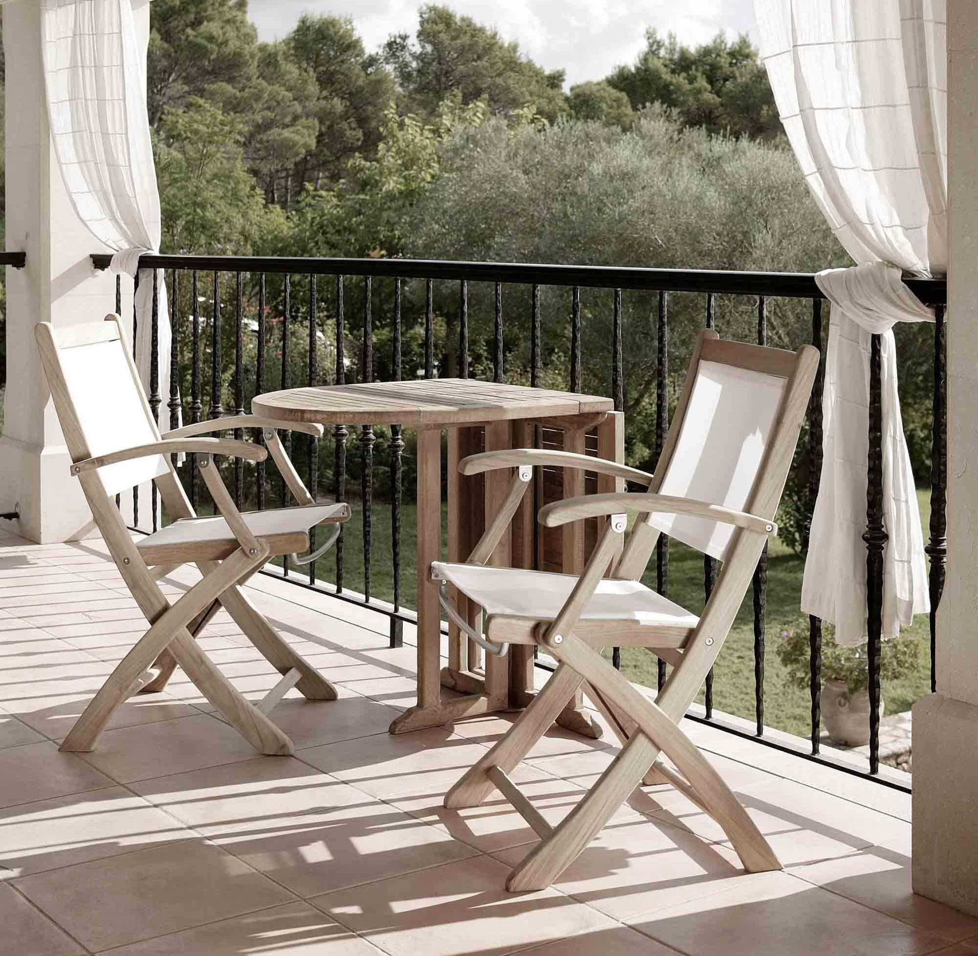 Gartenmöbel im Country Style (Landhausstil) – Holzland Verbeek