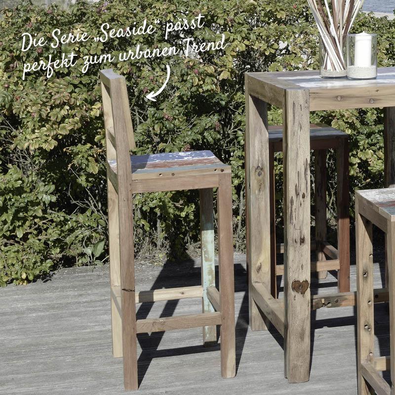 Moderne Holzgartenmöbel – HolzLand Verbeek