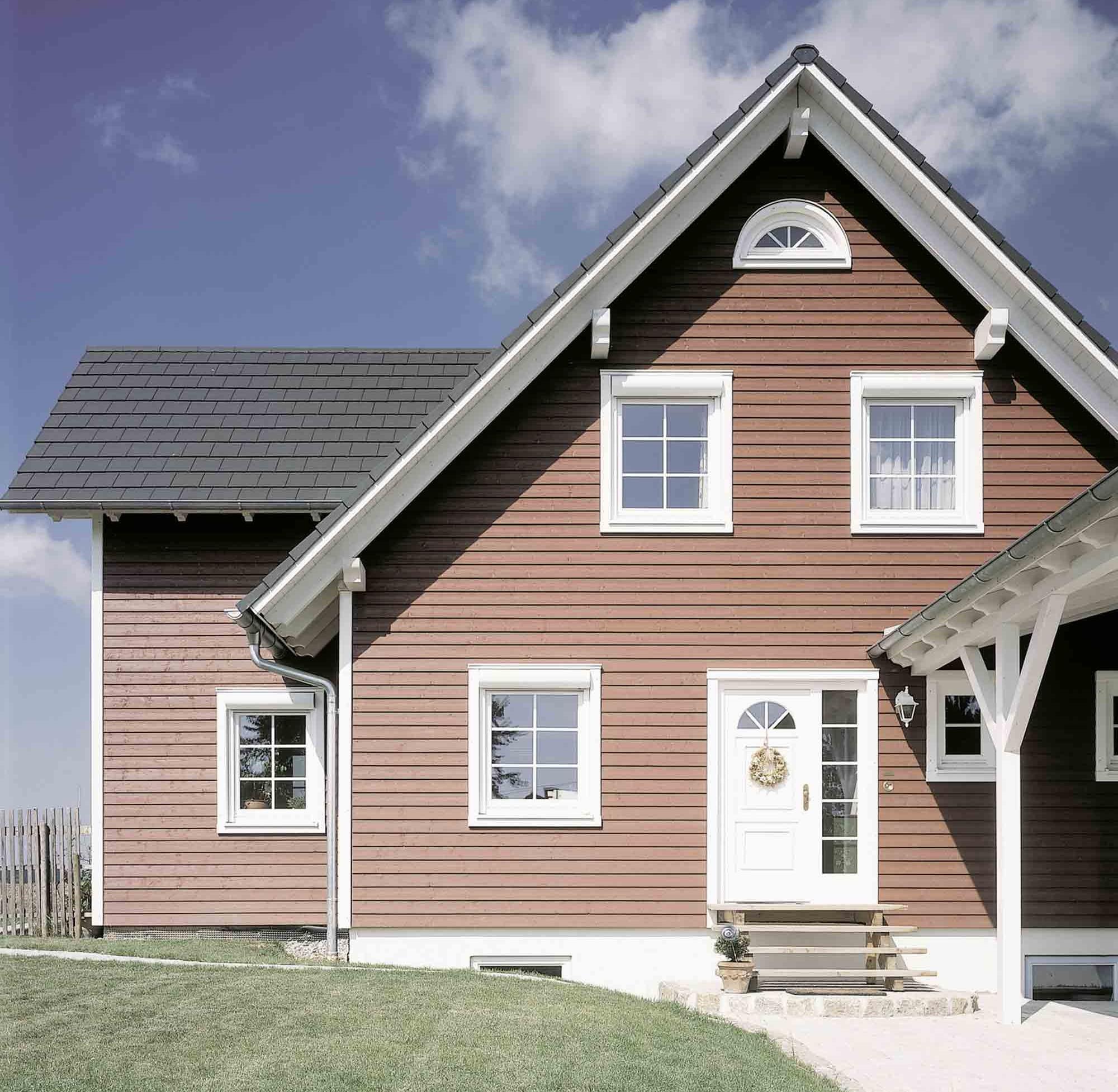 Holzfassade Nordic Style – HolzLand Verbeek