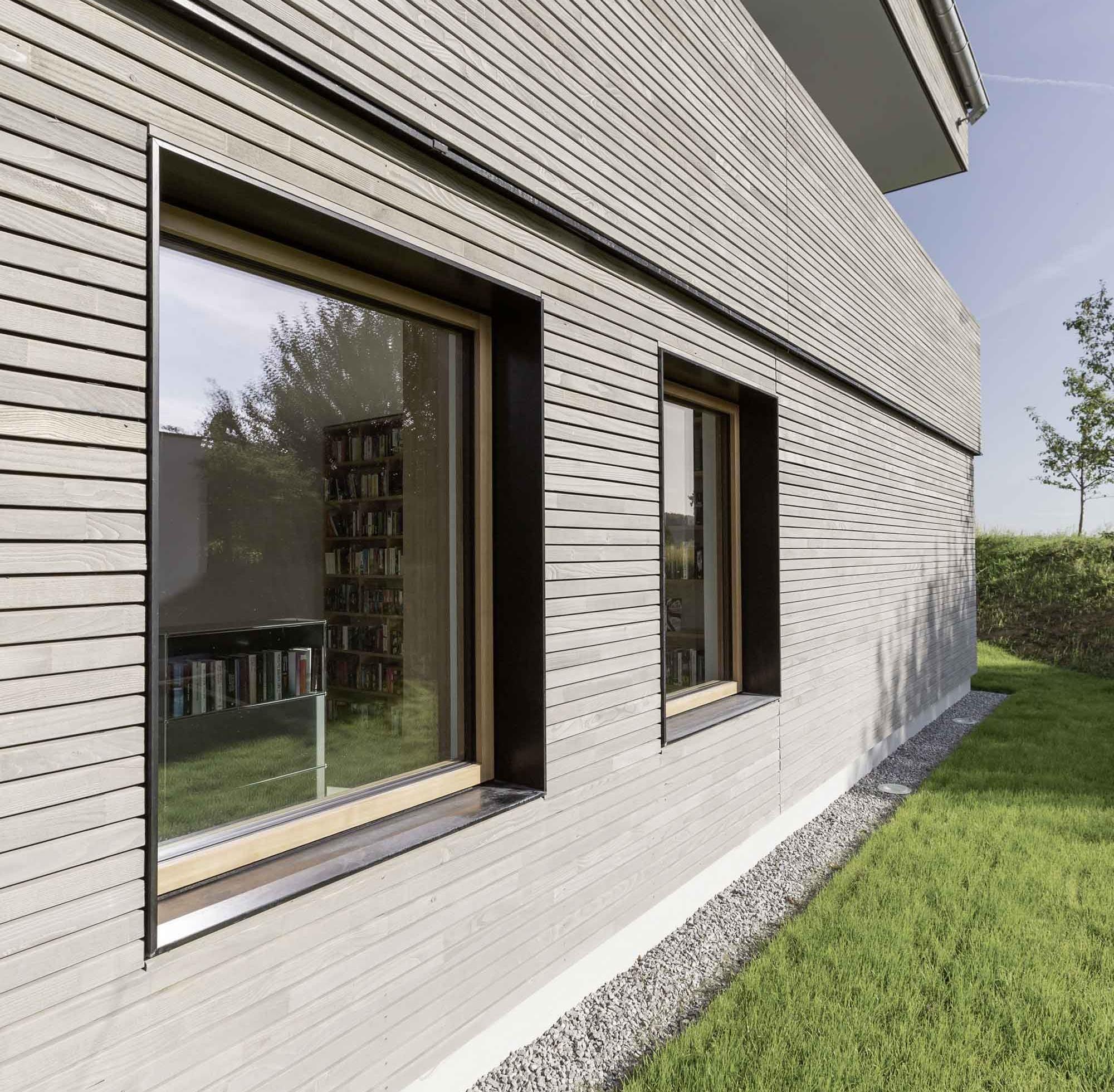 Holzfassade Urban Style – HolzLand Verbeek