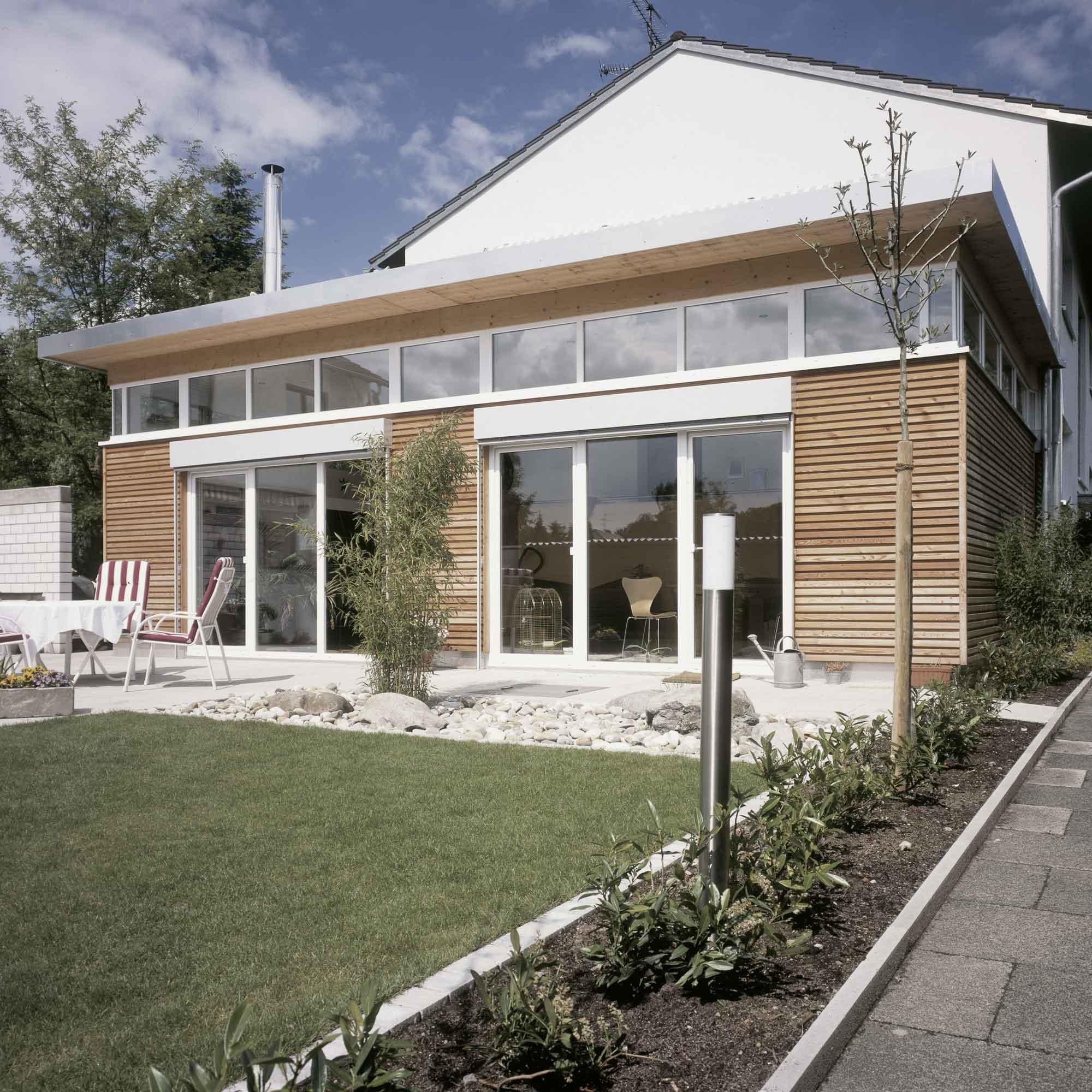 Holzfassade Landhausstil – HolzLand Verbeek