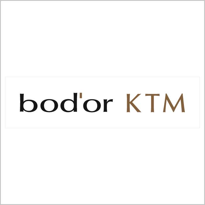 Logo bod'or KTM