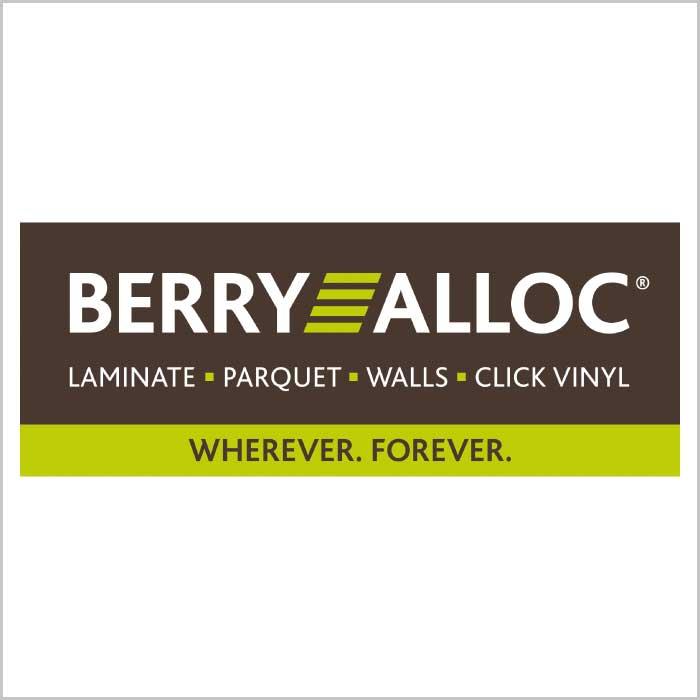 Logo Berry Alloc