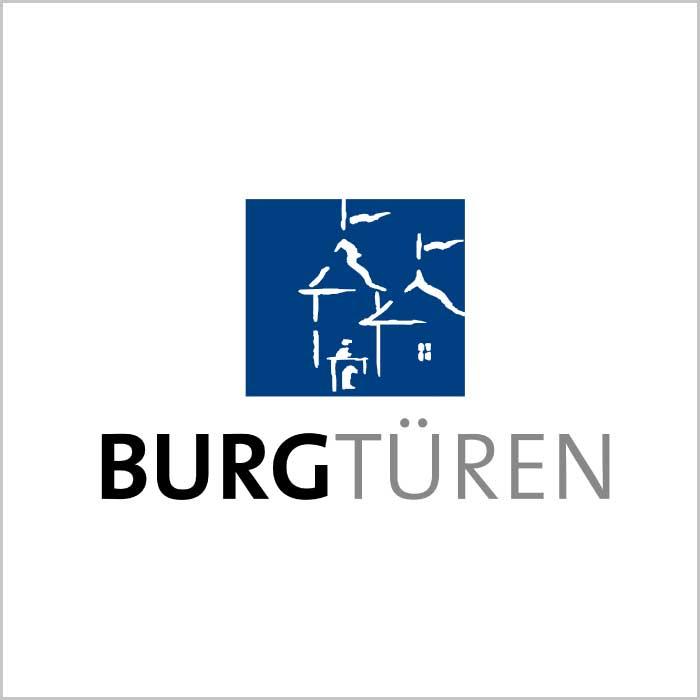 Logo Burgtüren