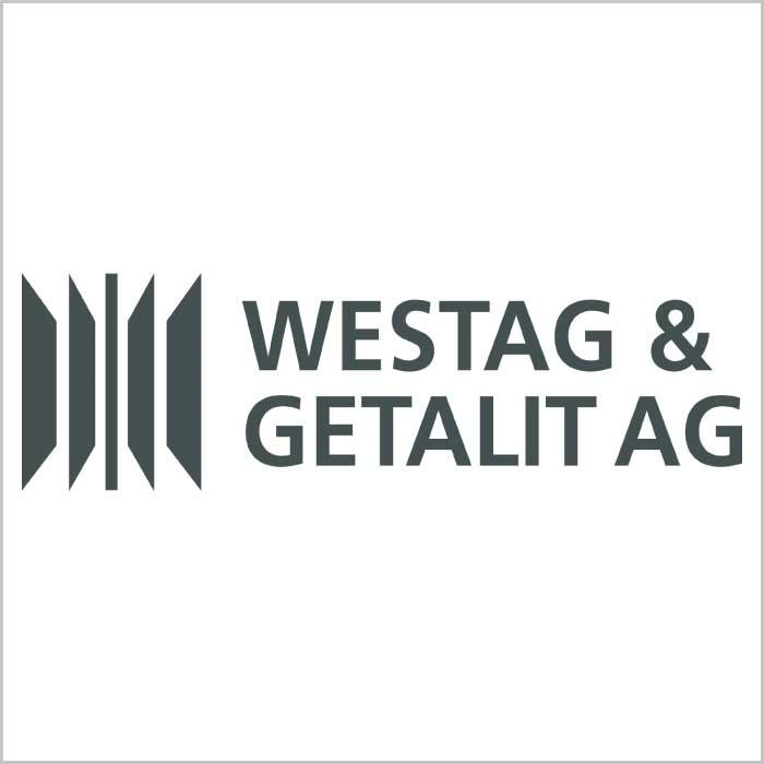 Logo Westag & Getalit AG