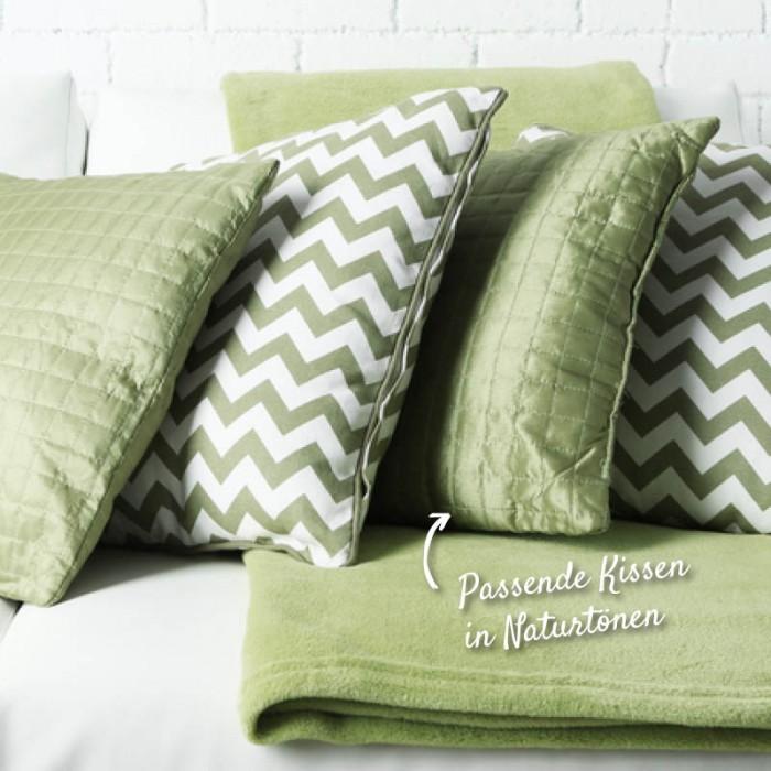 Kissen in Naturtönen für den Nordic Style – HolzLand Verbeek