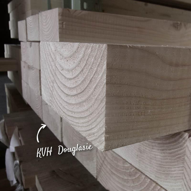 KVH aus Douglasie – HolzLand Verbeek
