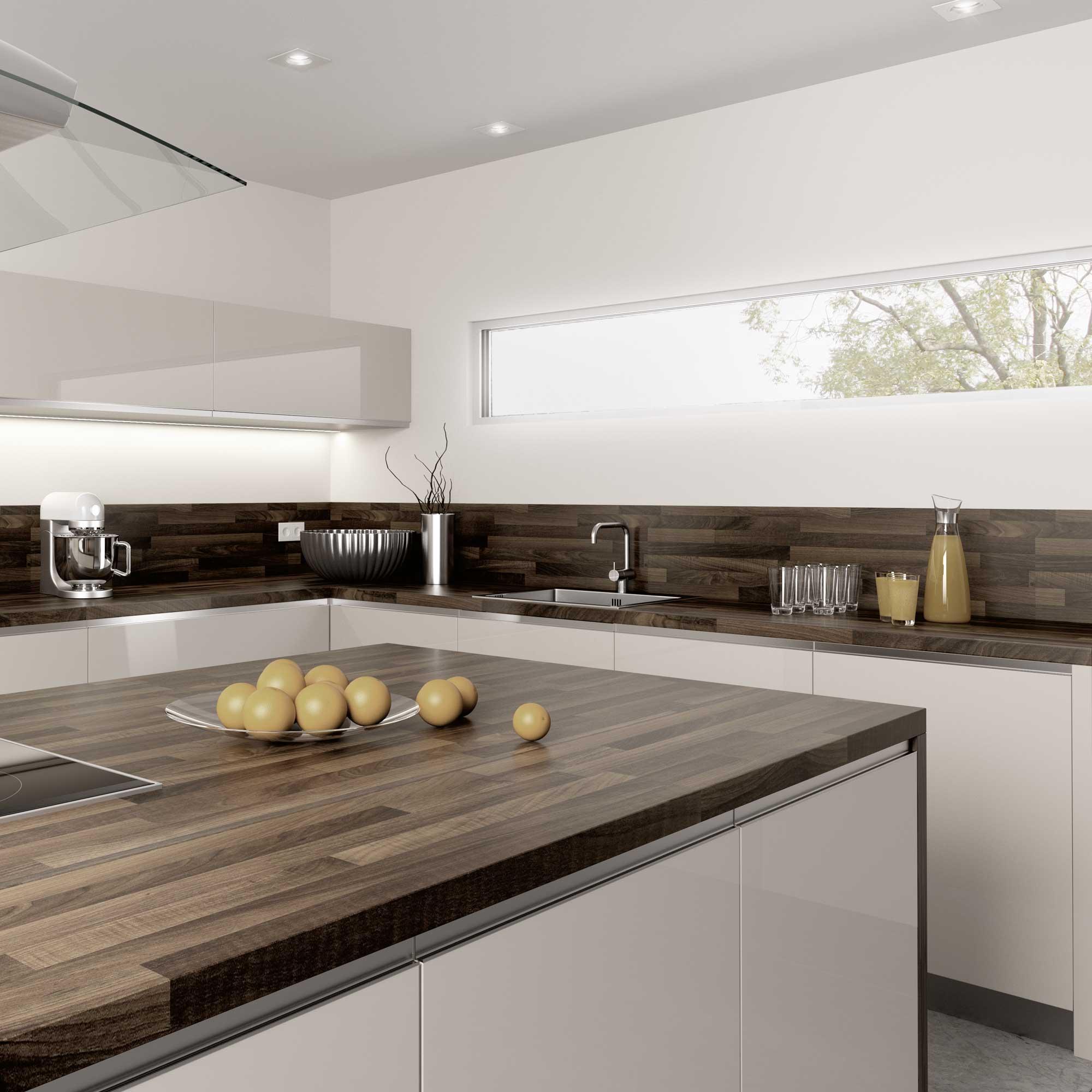 Arbeitsplatten für die Küche – HolzLand Verbeek