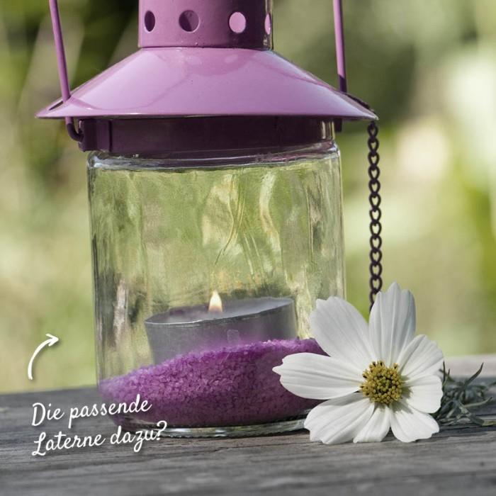 Laterne aus Glas und Metall – HolzLand Verbeek