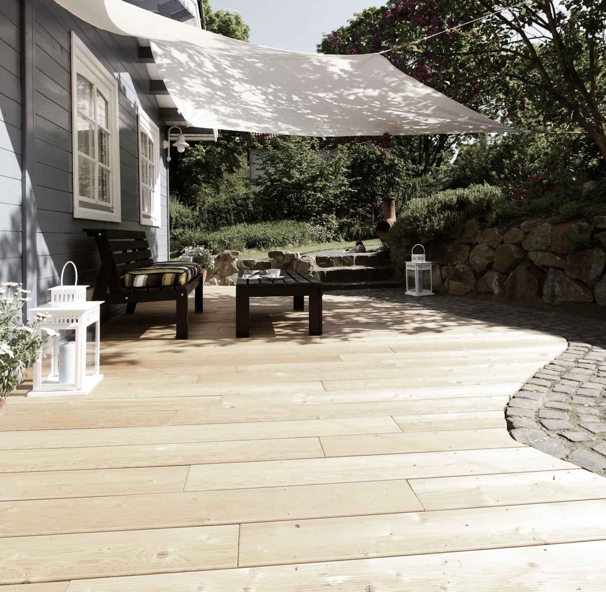 Terrassen aus Holz HolzLand Verbeek