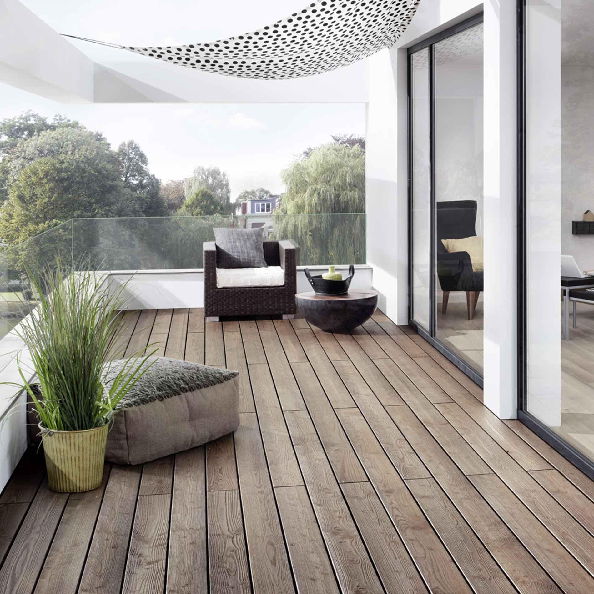 Terrassendielen aus Holz – Urban Style HolzLand Verbeek
