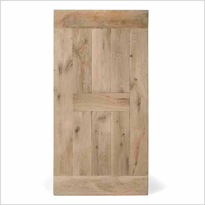 Tischplatte aus Echtholz rustikal | Holzland Verbeek