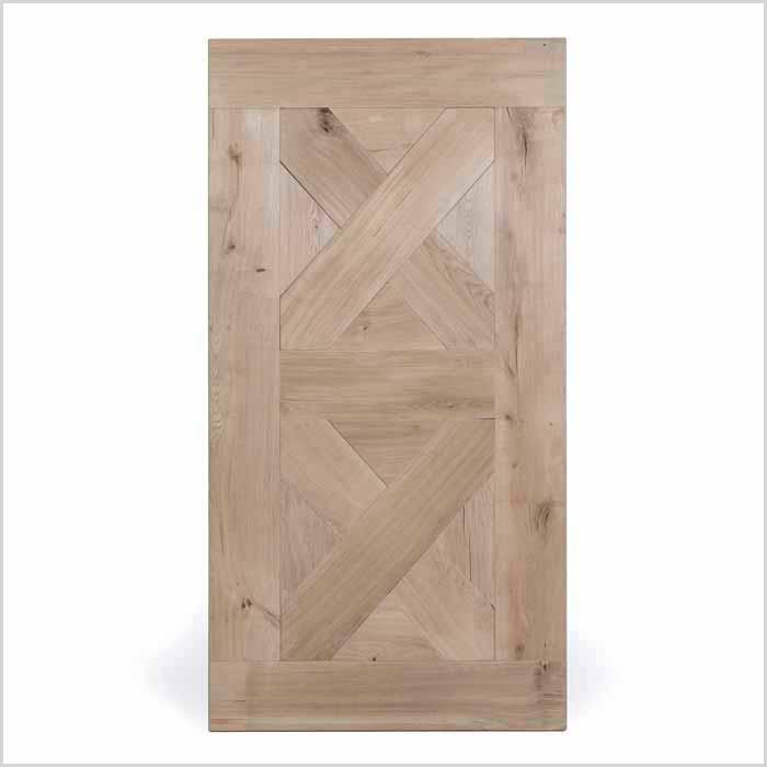 Tischplatte aus Echtholz Cottage Style | Holzland Verbeek