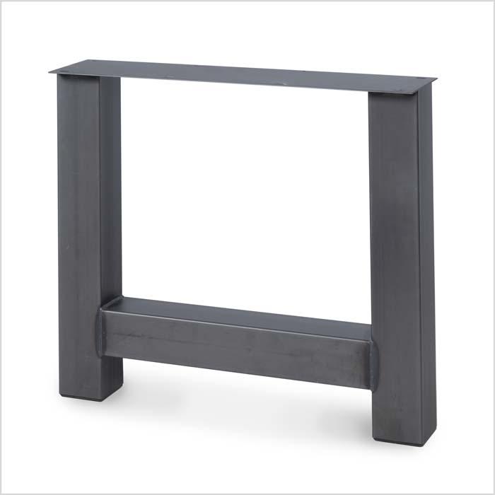 Untergestell aus Metall viereckig | Holzland Verbeek