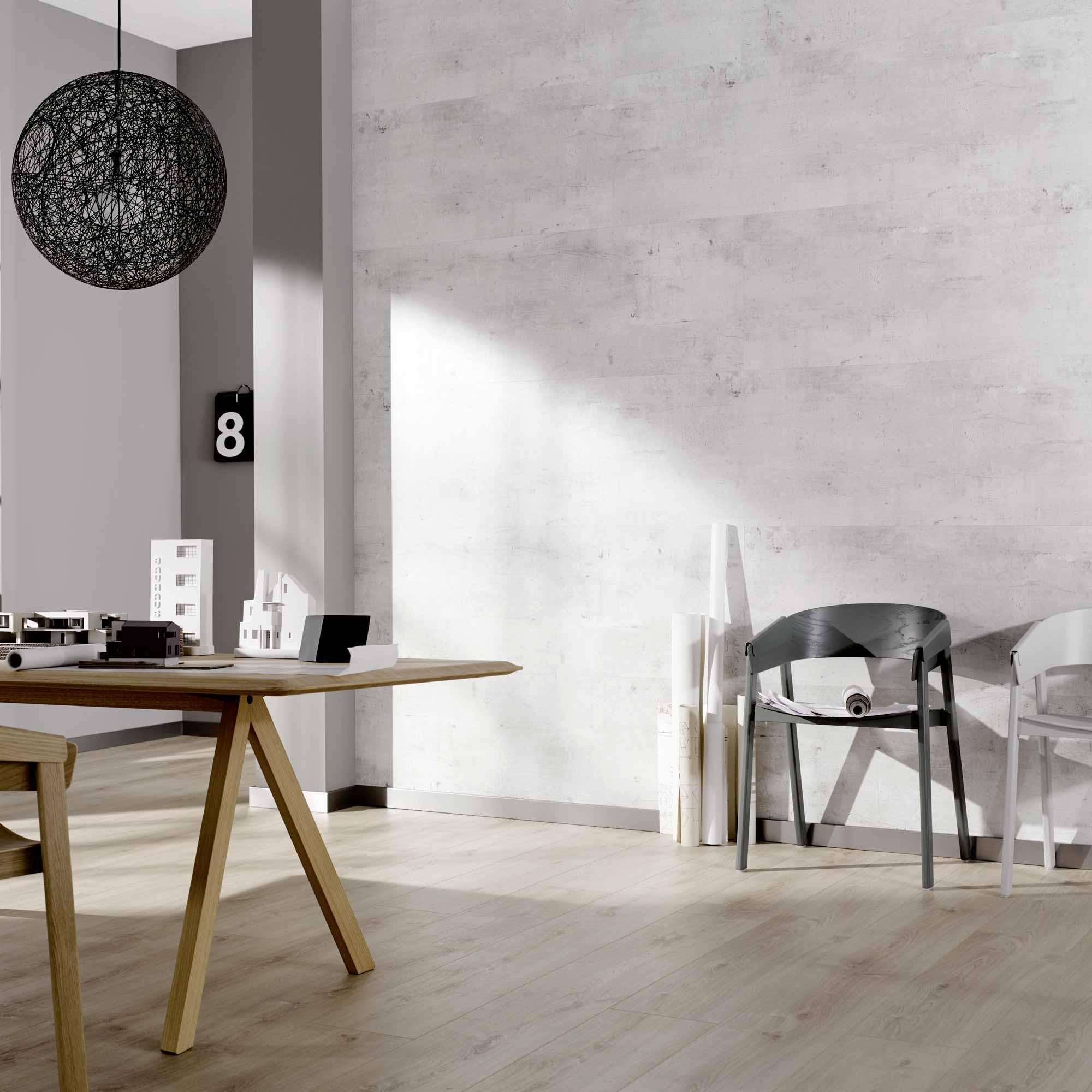 Moderne, graue Einrichtung | Holzland Verbeek