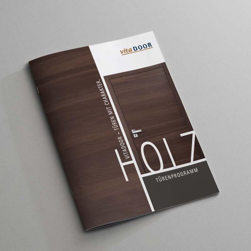 Holztüren Katalog von Vitadoor   Holzland Verbeek