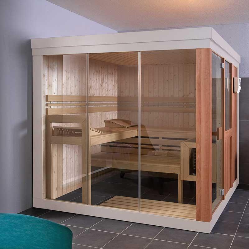 Sauna Ehlo family Urban Indoor | Holzland Verbeek