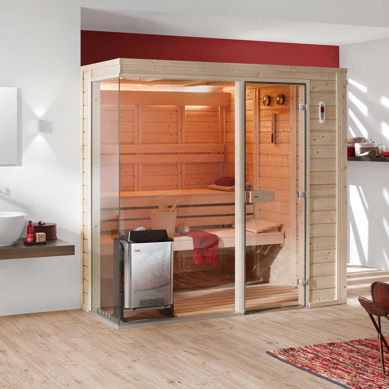 Sauna Helo family Cisage | Holzland Verbeek