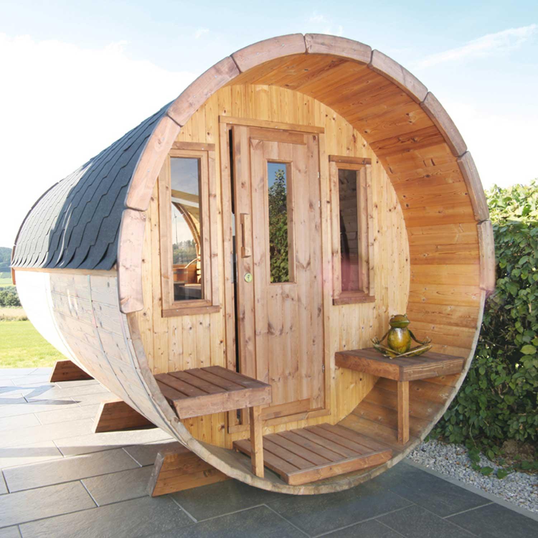 Private saunen holzland verbeek straelen for Holzland verbeek
