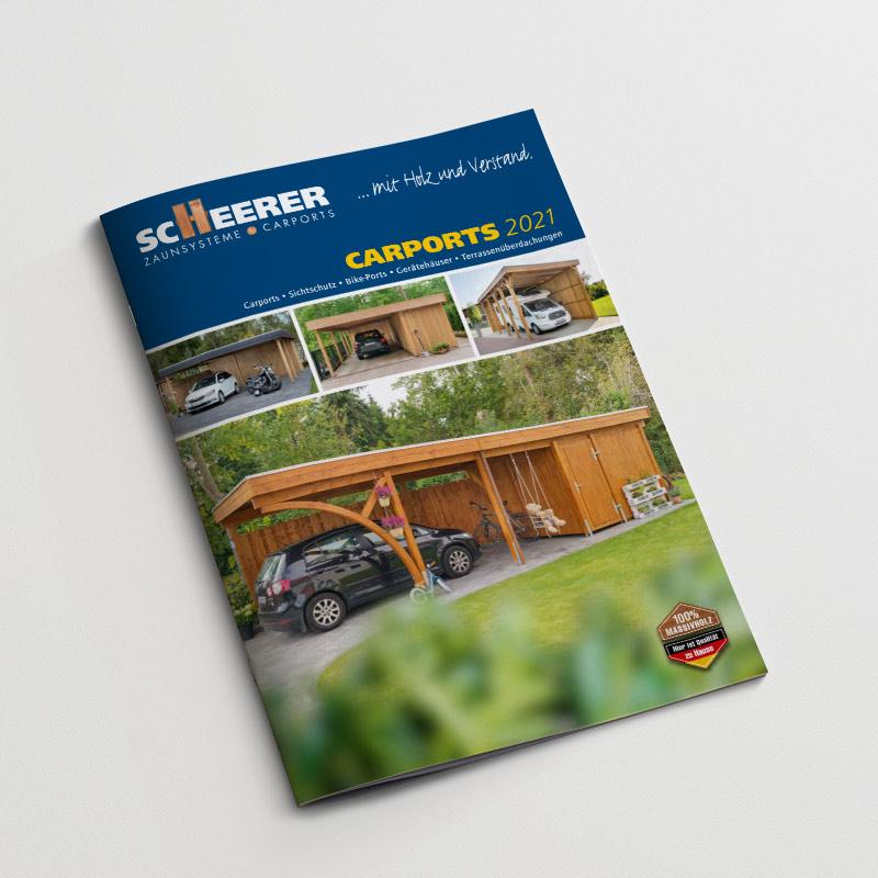 Katalog Carports   Scheerer   Holzland Verbeek