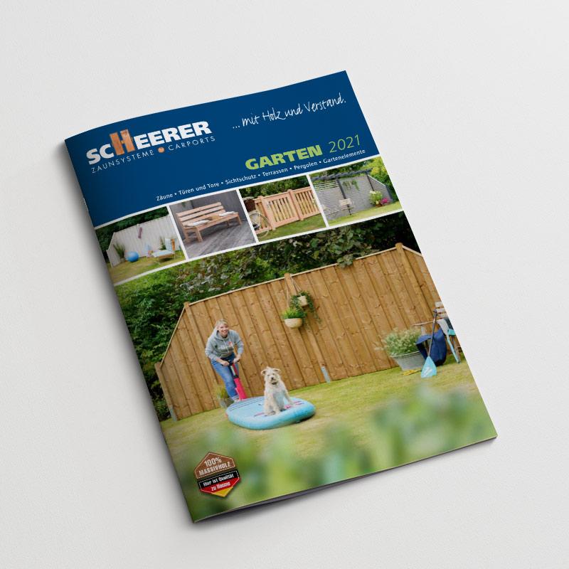 Katalog Garten   Scheerer   Holzland Verbeek