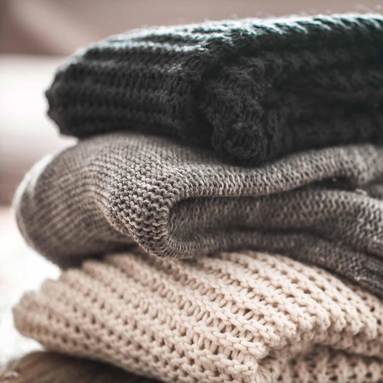 Decken aus Wolle | Wohnen | Holzland Verbeek