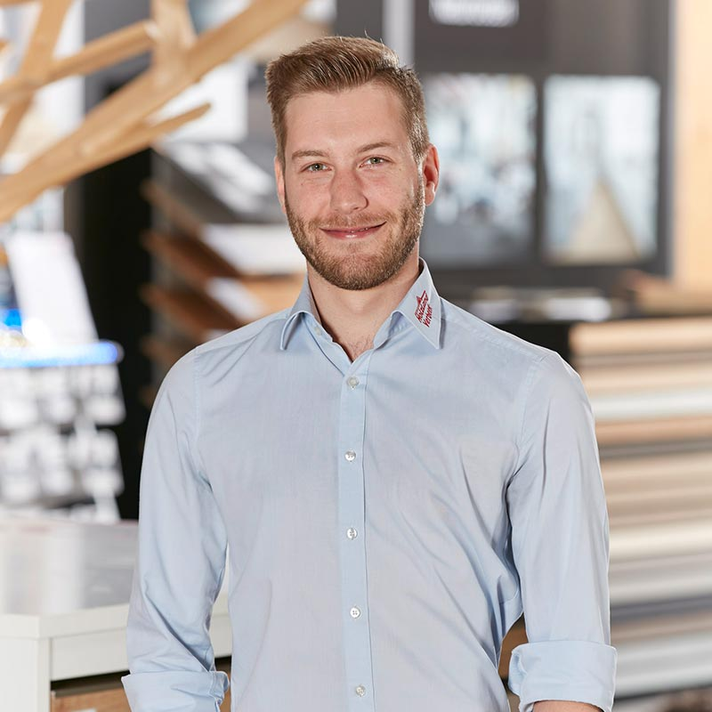 Ansprechpartner Tim Schmidt | Holzland Verbeek