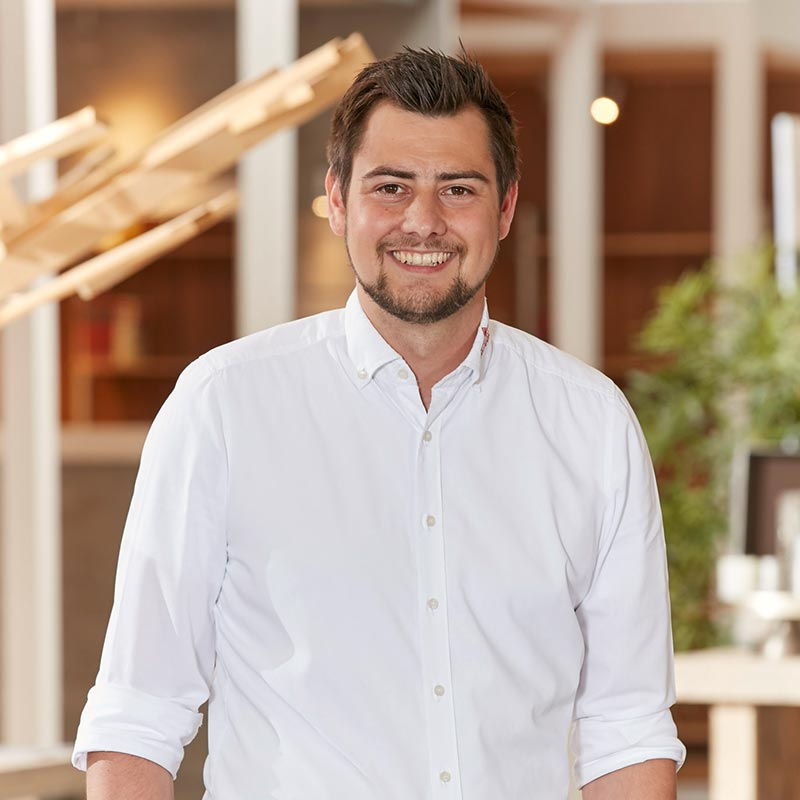 Ansprechpartner Daniel Schwarz | Holzland Verbeek