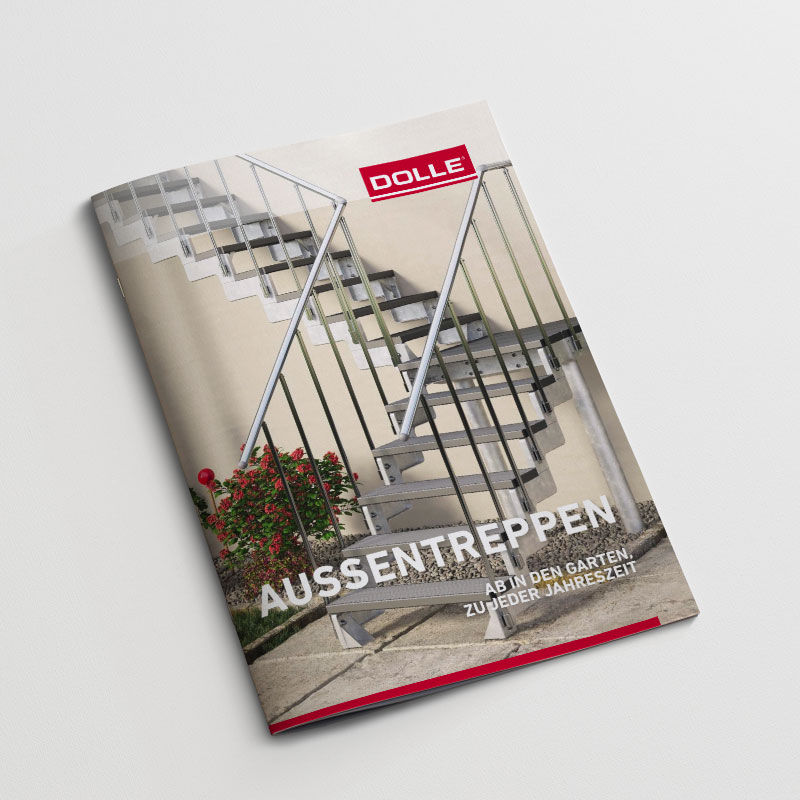Dolle Treppen Aussentreppen Katalog