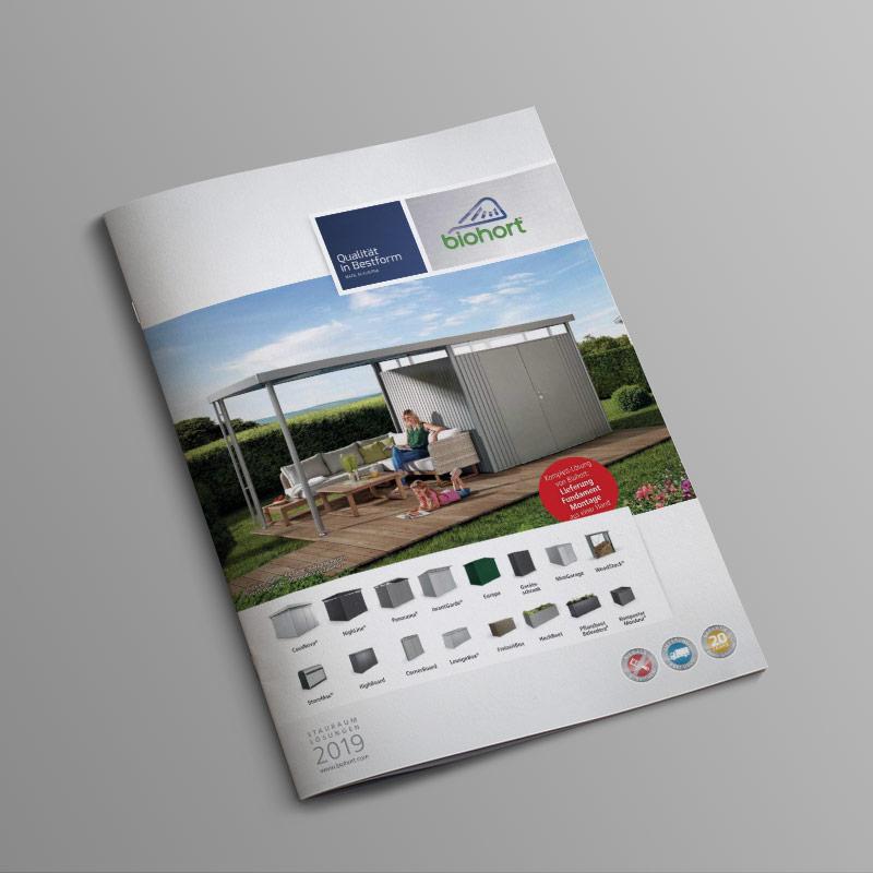 Biohort Katalog 2018
