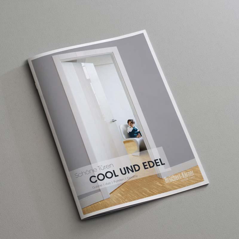 Brüchert + Kärner Schöne Türen cool und edel
