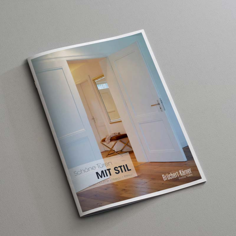 Brüchert + Kärner Schöne Türen mit Stil