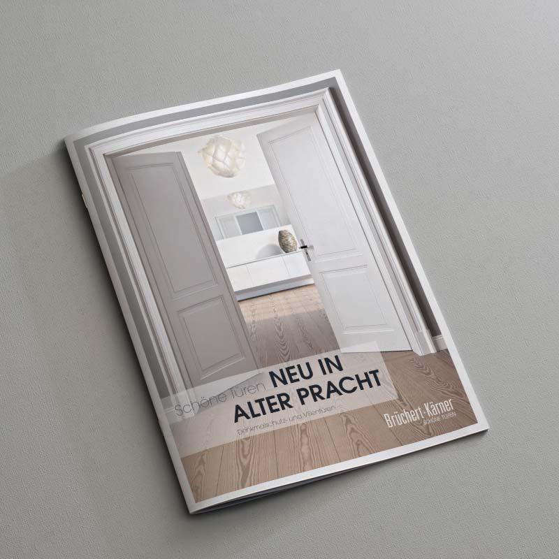Brüchert + Kärner Schöne Türen neu in alter Pracht