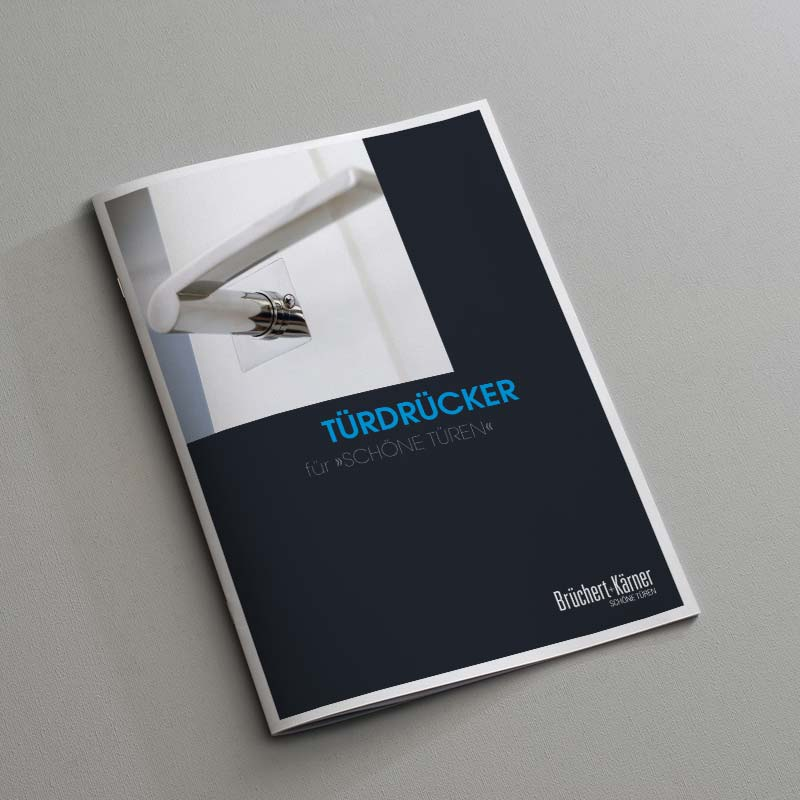 Brüchert + Kärner Türdrücker für schöne Türen