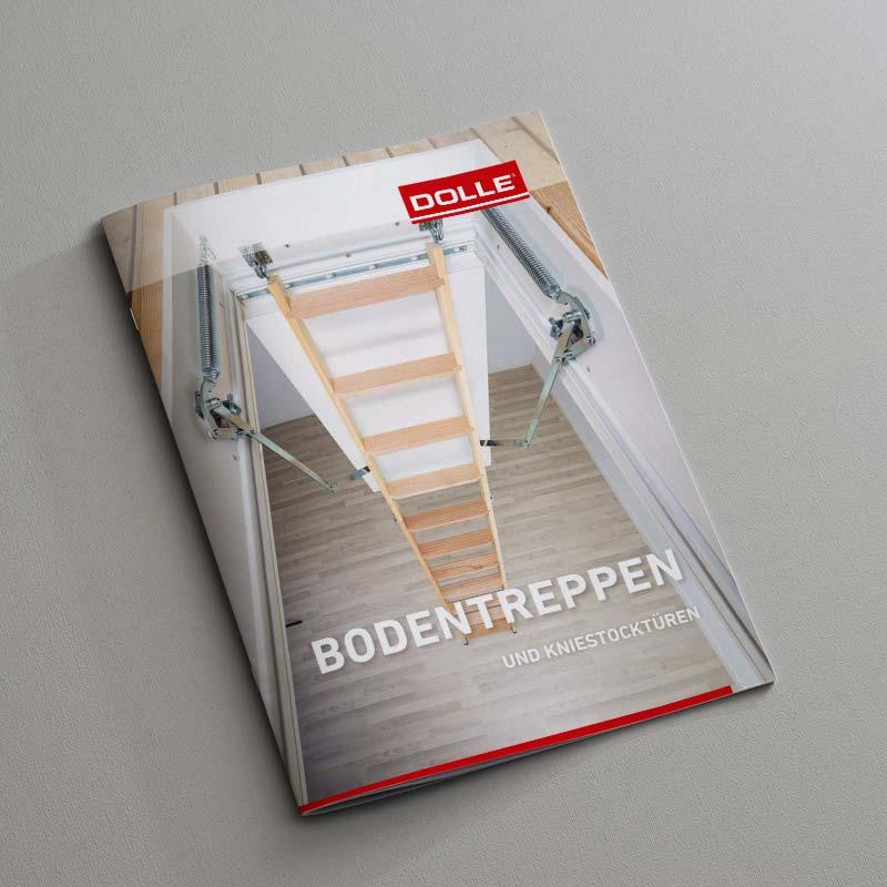 Dolle Treppen Bodentreppen Katalog