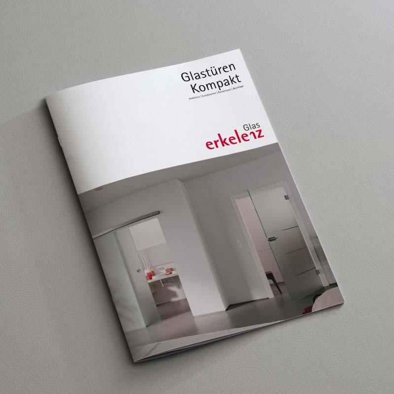 Erkelenz Glastüren kompakt Katalog