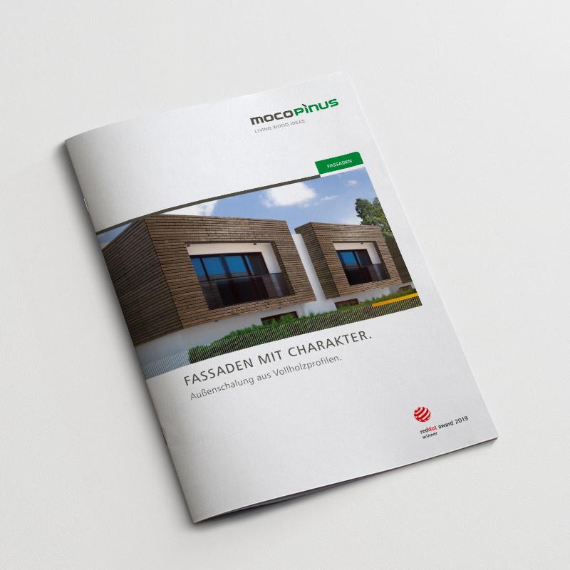 Mocopinus Fassaden mit Charakter Katalog