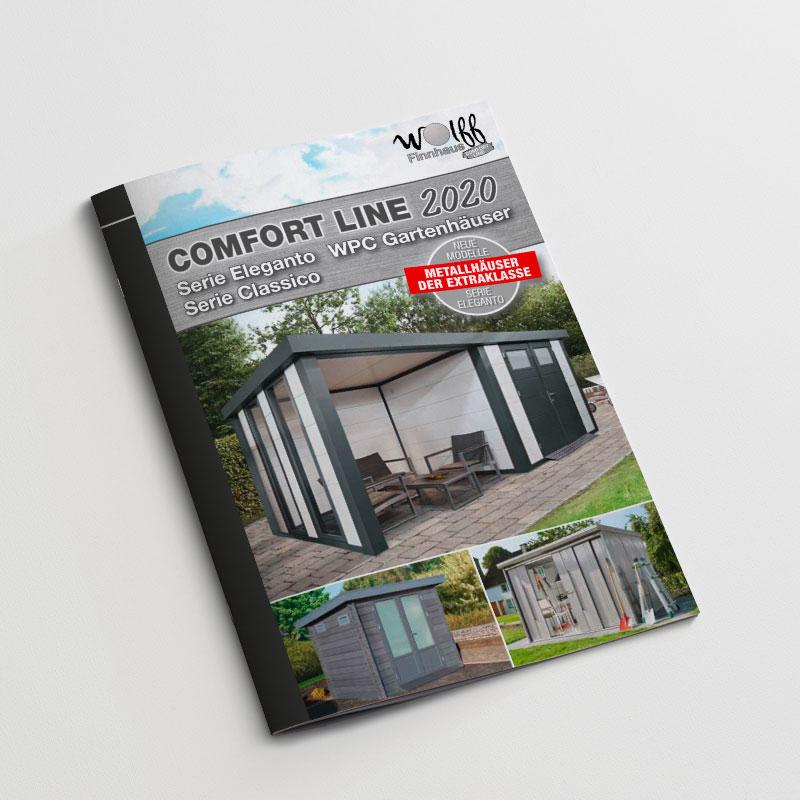 Wolff Finnhaus Natural Line Katalog 2018