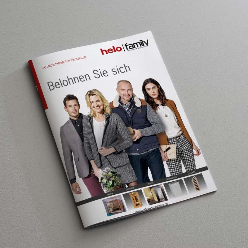 Helo Family Saunen Katalog
