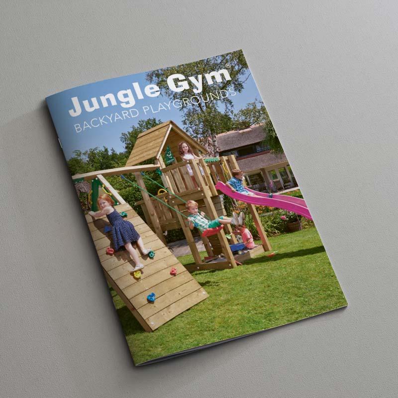 Jungle Gym Spielgeräte Katalog