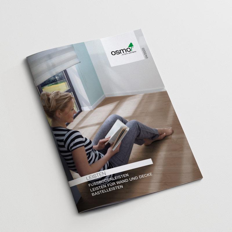 Osmo Leisten Katalog 2018