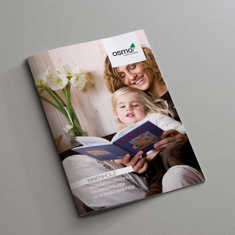 Osmo Innenholz Katalog 2018