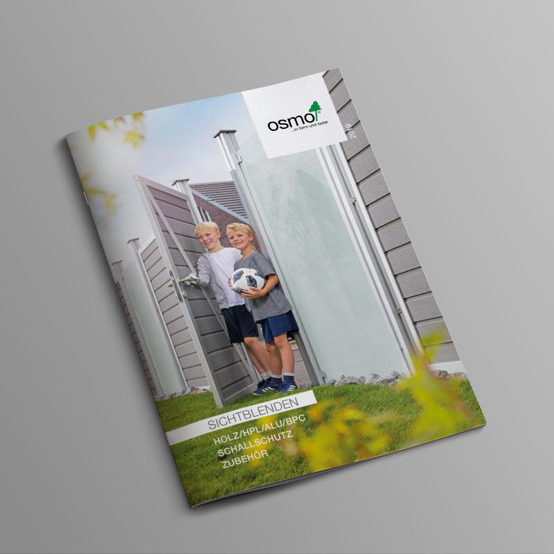 Osmo Sichtblenden Katalog 2018