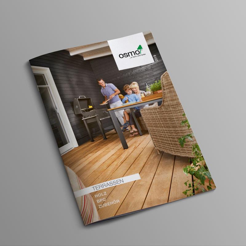 Osmo Terrassen Katalog 2018